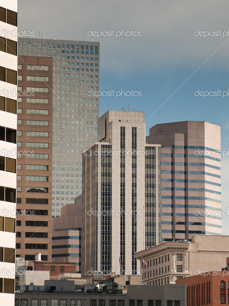 Downtown Denver. — Stock Photo #6188010