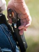 револьвер — Стоковое фото