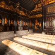 Stock Photo: Buddhist temple, Xi'an, China