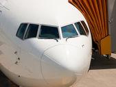 Airplane — Stock Photo