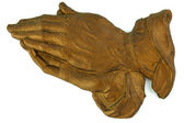 Dua eden eller — Stok fotoğraf