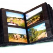 Stock Photo: Photo album