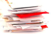 Office paperwork — Stock Photo