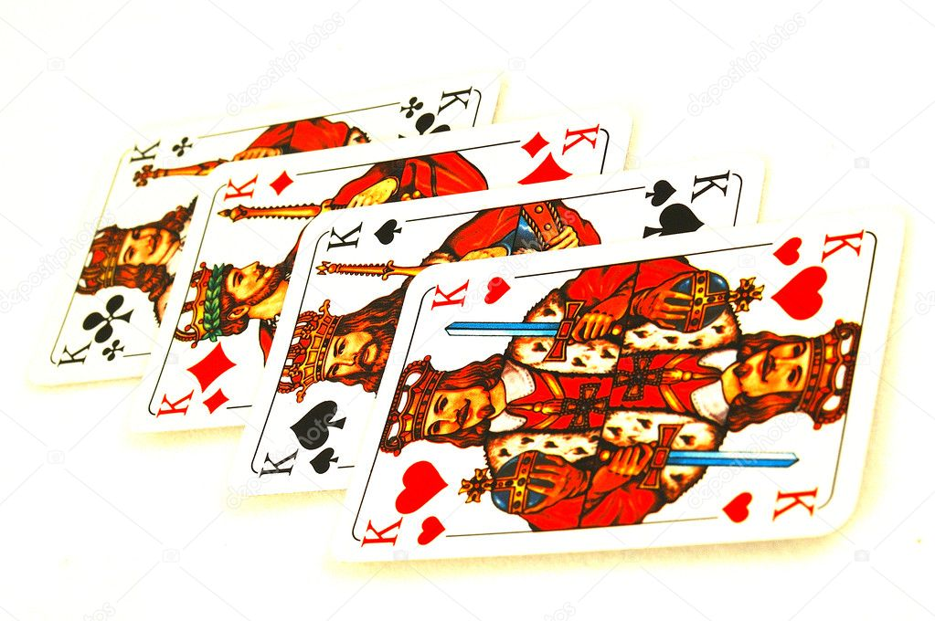 how to play four card poker