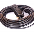 Extension cord — Stock Photo #6301185