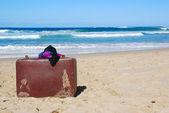 Tiempo de viaje de vacaciones — Foto de Stock