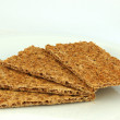 Foto de Stock  : Crisp bread