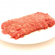 Mince raw — Stock Photo