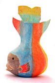 Decorative fish — Stock Photo