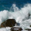 Wave of the Black sea - Foto Stock