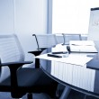 Small meeting room — Stock Photo #6096469