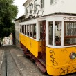 Stock Photo: Cable tram