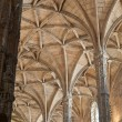 ストック写真: Cathedrals ceiling and columns