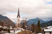 église évangélique d'alpes — Photo