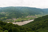 Danube in Austria — Stock Photo