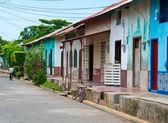 Street in Nicaragua — Stock Photo