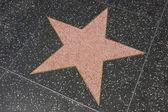 Fame star — Stock Photo