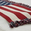 American blanket - Stock Photo