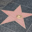 Stock Photo: Fame star