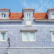 Nice house in Lisbon - Stock Photo