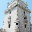 Torre Belem in Lisbon - Stock Photo