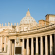 Royalty-Free Stock Photo: Vatican, St. Peter\'s Cathedral