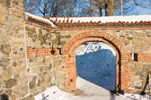 Akers fortress, Oslo — Stock Photo