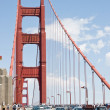Golden Gate Bridge, San Francisco — Stock Photo #6245950