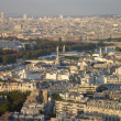 Skyline Paris — Stock Photo