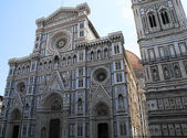 Famous Dome of Florence — Stock Photo