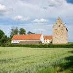 Glimminge castle — Stock Photo