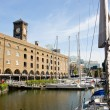 Stock Photo: St Catherine docks, London
