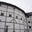 Shakespeare globe Theatre — Stock Photo