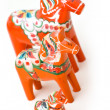 Swedish dala horse — Stock Photo #6329316