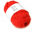 Red yarn — Stock Photo