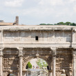 Forum romanum — Stock Photo #6385811