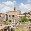Forum romanum — Stock Photo #6385861