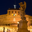 Castle St Angelo nighttime — Stock Photo