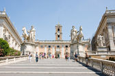 Capitoline, Rome — Stock Photo