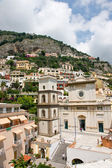 Amalfi buildings — Stock Photo