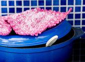 Kitchen pot — Stock Photo
