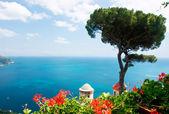 Ravello, amalfi coast, naples, italy — Stock Photo