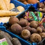 Vegetable market — Stock Photo #6535499