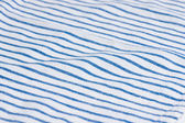 Stripe texture cloth — Stock Photo