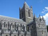 Christ church, Dublin — Stock Photo