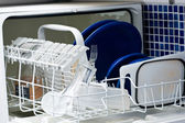 Dish washer — Stock Photo