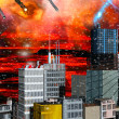 Armageddon in New York — Stock Photo #6126491