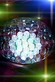 二极管灯 — 图库照片
