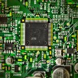 Stock Photo: Circuit board