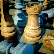 Chess battle — Stock Photo #6618381